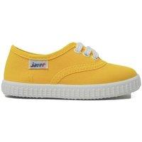 Sapatos Criança Sapatilhas de ténis Javer Zapatillas  60 Amarillo Amarelo