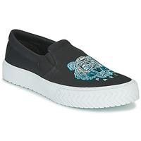 Sapatos Mulher Slip on Kenzo K SKATE Preto