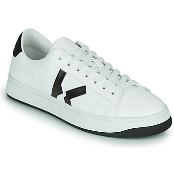 Sapatos Mulher Sapatilhas Kenzo K LOGO Branco