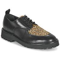 Sapatos Mulher Sapatos Kenzo K MOUNT Preto / Leopardo