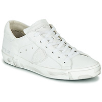 Sapatos Mulher Sapatilhas Philippe Model PARIS X BASIC Branco