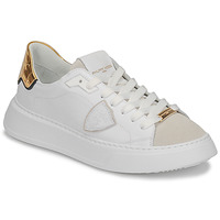 Sapatos Mulher Sapatilhas Philippe Model TEMPLE Branco