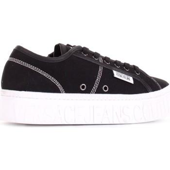 Sapatos Homem Sapatilhas Versace Jeans Couture E0YVBSD4-71540 Preto