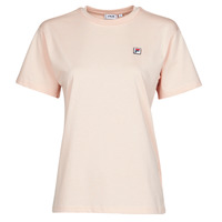 Textil Mulher T-Shirt mangas curtas Fila 682319 Rosa
