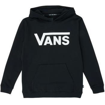 Textil Criança Sweats Vans VANS CLASSIC PO Preto