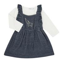 Textil Rapariga Conjunto Noukie's Z050379 Marinho