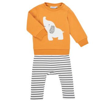 Textil Rapariga Conjunto Noukie's Z051372 Multicolor