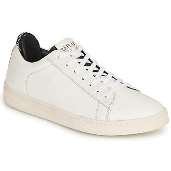 Sapatos Homem Sapatilhas Replay BLOG ERIK Branco