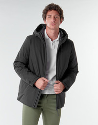 Textil Homem Jaquetas Geox CLINDFORD Preto