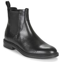 Sapatos Mulher Botas baixas Vagabond AMINA Preto