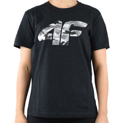 Textil Rapaz T-Shirt mangas curtas 4F Boy's T-shirt HJL20-JTSM003-20S