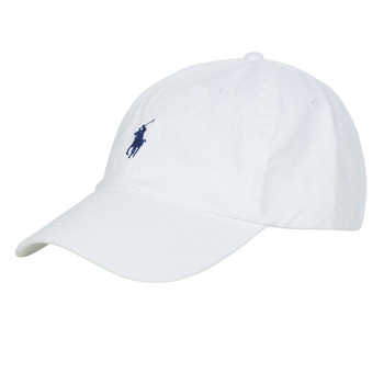 Acessórios Homem Boné Polo Ralph Lauren COTTON CHINO SPORT CAP Branco