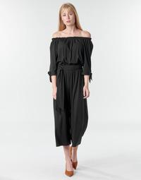 Textil Mulher Macacões/ Jardineiras Lauren Ralph Lauren VANDRIN Preto