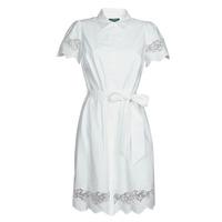Textil Mulher Vestidos curtos Lauren Ralph Lauren DORTHIA Branco