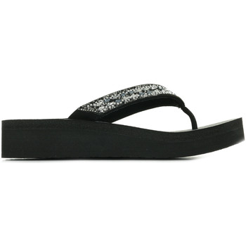 Sapatos Mulher Chinelos Skechers Vinyasa Glory Day Preto