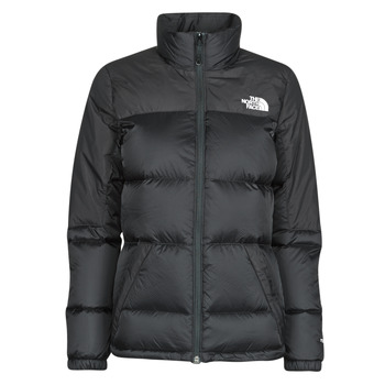 Textil Mulher Quispos The North Face W DIABLO DOWN JACKET Preto