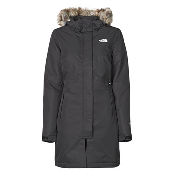 Textil Mulher Parkas The North Face W RECYCLED ZANECK PARKA Preto