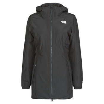 Textil Mulher Parkas The North Face W HIKESTELLER INSULATED PARKA Preto