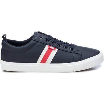 Sapatos Homem Sapatilhas Xti 34302 NAVY Azul marino