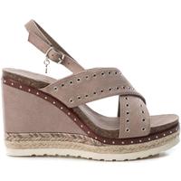 Sapatos Mulher Sandálias Xti 48922 TAUPE Marrón oscuro