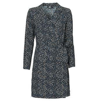 Textil Mulher Vestidos curtos Le Temps des Cerises LEANE Azul
