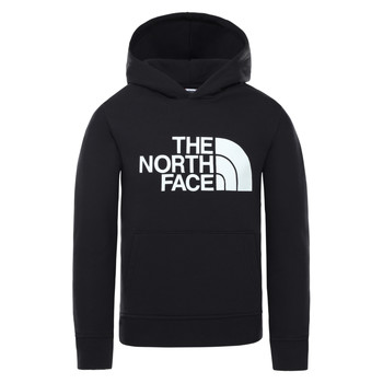 Textil Criança Sweats The North Face DREW PEAK HOODIE Preto