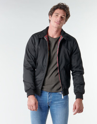 Textil Homem Jaquetas Harrington SINATRA Preto
