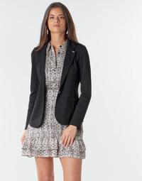 Textil Mulher Casacos/Blazers Les Petites Bombes ANNE Preto