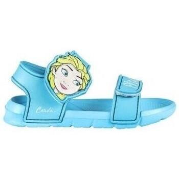 Sapatos Rapariga Sandálias Cerda 2300003813 Niña Azul bleu