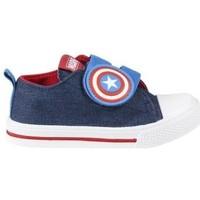 Sapatos Rapaz Sapatilhas Cerda 2300004345 Niño Azul bleu