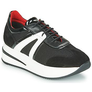 Sapatos Mulher Sapatilhas Tosca Blu SF2031S604-C99 Preto