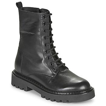 Sapatos Mulher Botas baixas Tosca Blu SF2028S547-C99 Preto