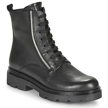 Sapatos Mulher Botas baixas Tosca Blu SF2024S470-C99 Preto