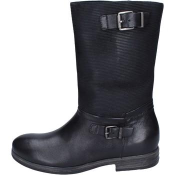 Sapatos Mulher Botas IgI&CO Botas BM228 Preto