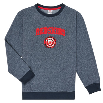 Textil Rapaz Sweats Redskins SW-H20-04-NAVY Marinho
