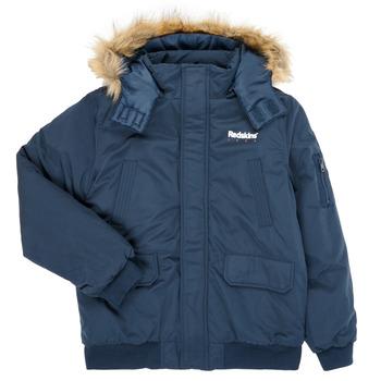 Textil Rapaz Jaquetas Redskins JKT-480400 Marinho