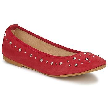 Sapatos Mulher Sabrinas Meline LUSON Vermelho