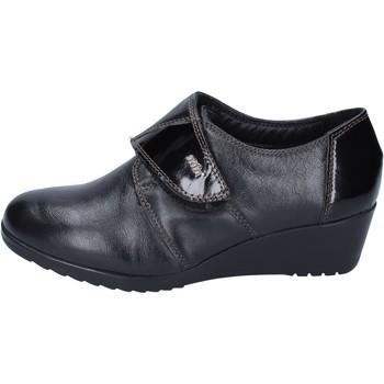 Sapatos Mulher Mocassins Adriana Del Nista Sneakers BM231 Preto
