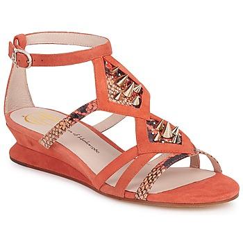 Sapatos Mulher Sandálias House of Harlow 1960 CELINEY Coral