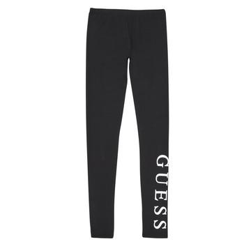 Textil Rapariga Collants Guess J94B16-K82K0-JBLK Preto
