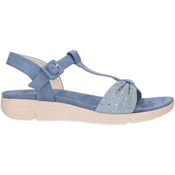 Sapatos Mulher Sandálias Xti 44050 Azul