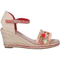 Sapatos Mulher Sandálias Refresh 72246 Rojo