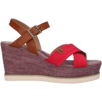 Sapatos Mulher Sandálias Refresh 69908 Rojo