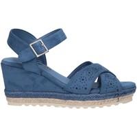 Sapatos Mulher Sandálias Refresh 69484 Azul