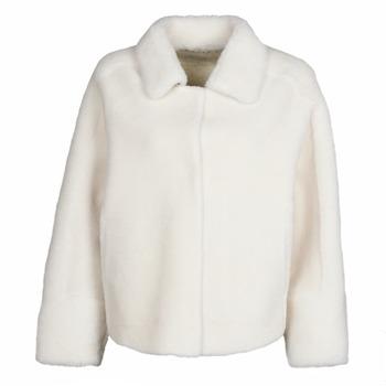 Textil Mulher Jaquetas Oakwood HELEN Creme