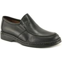 Sapatos Homem Mocassins Comodo Sport Mocasin de piel de hombre by Noir