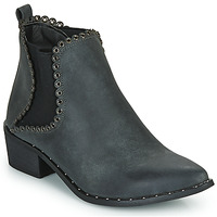 Sapatos Mulher Botins Spot on F50939 Preto