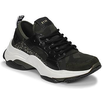 Sapatos Mulher Sapatilhas Steve Madden AJAX Cáqui