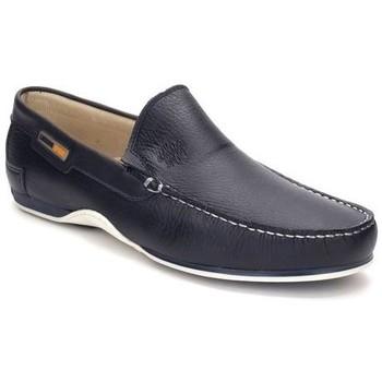 Sapatos Homem Mocassins Amelie Sandalia de piel de mujer by TROPPA (R.ST) Jaune