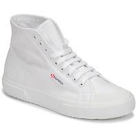 Sapatos Mulher Sapatilhas de cano-alto Superga 2295 COTW Branco